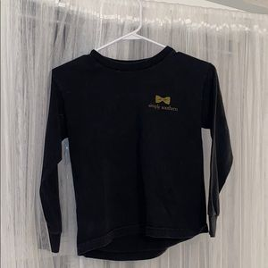 Simply southern long sleeve(black)